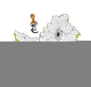 Carte Eco responsabilité et Impact local