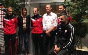 PREMIUM poursuit ses engagements auprès d'associations sportives locales